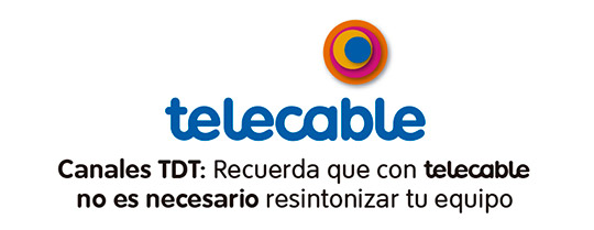 telecable no sintonizar