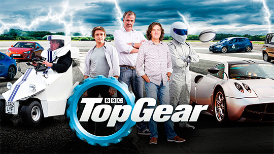 Top Gear Discovery Channel
