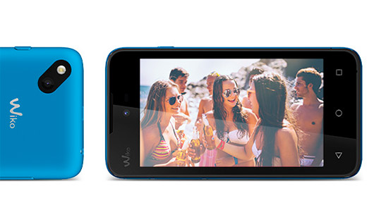 Wiko Sunset 2 telecable