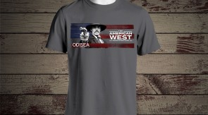 Consigue gratis tu camiseta The American West con telecable