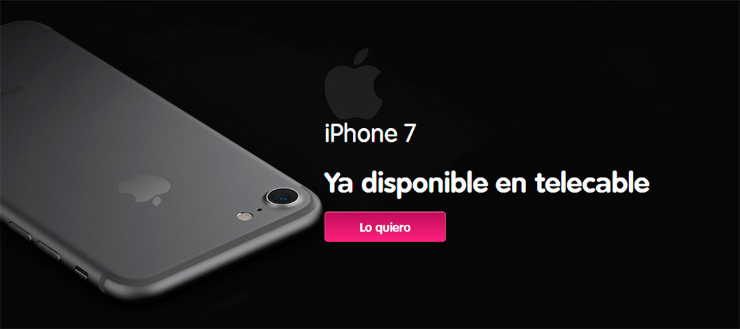 iphone 7 telecable