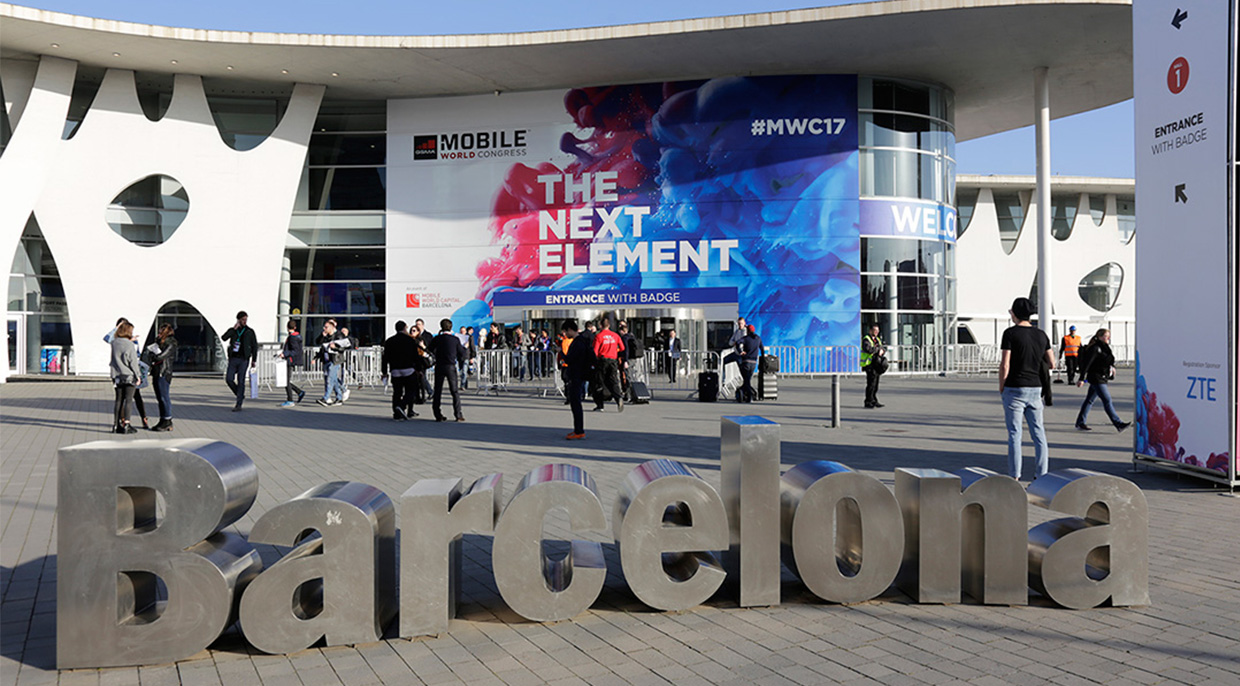 Lo mejor del Mobile World Congress 2017
