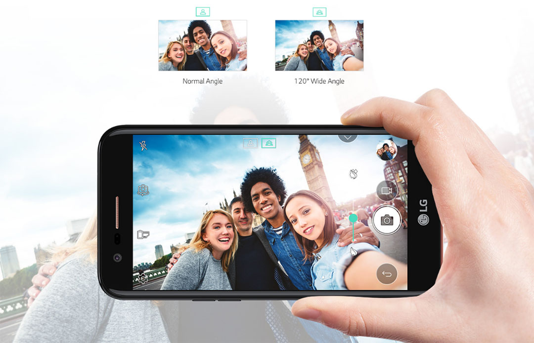 lg k10 2017 telecable