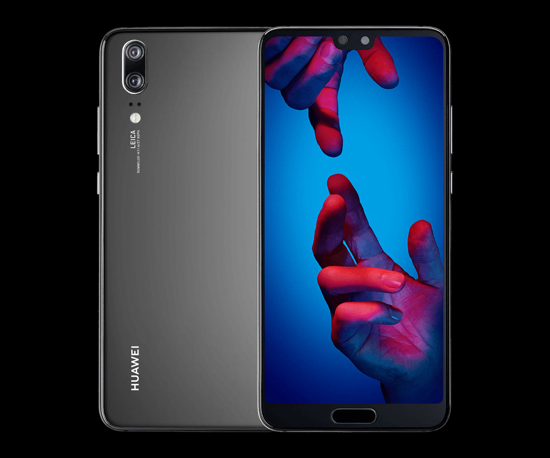 Huawei P20 telecable
