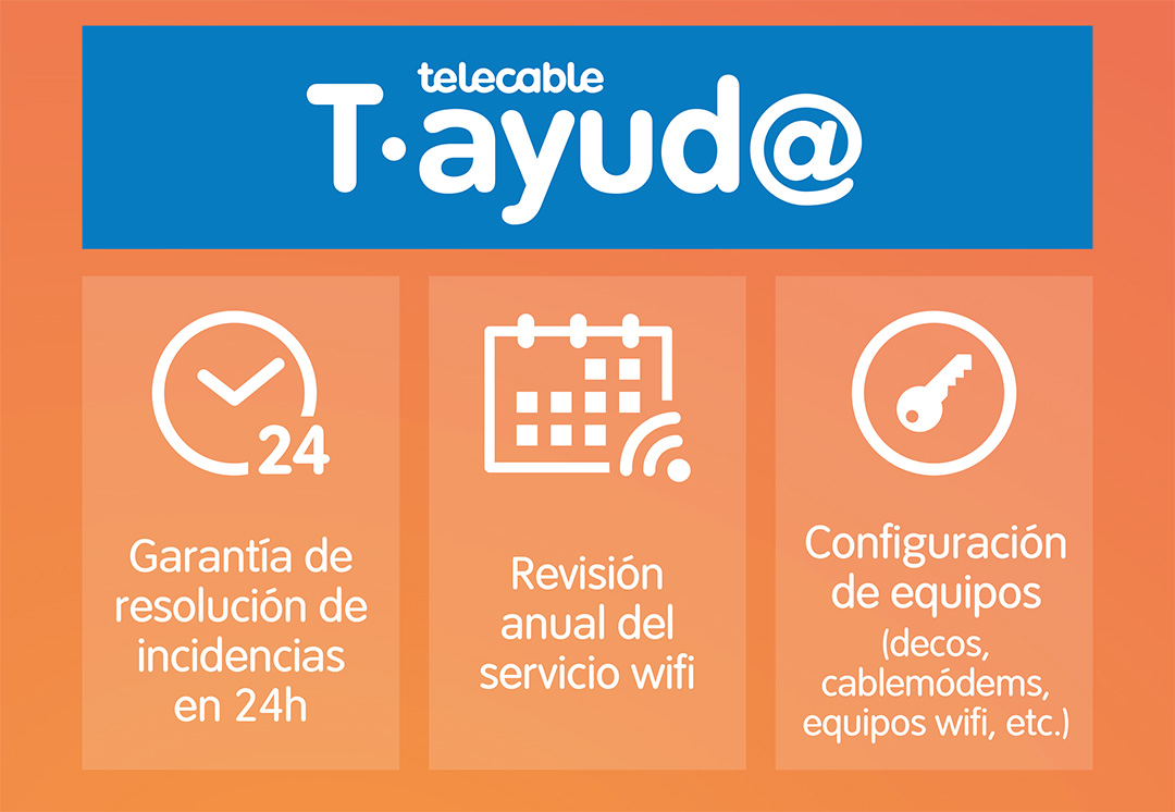telecable T·ayud@