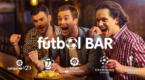 app Fútbol BAR de telecable