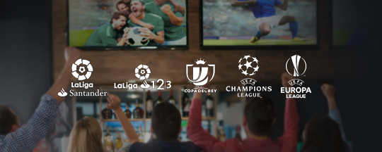 futbol bar telecable