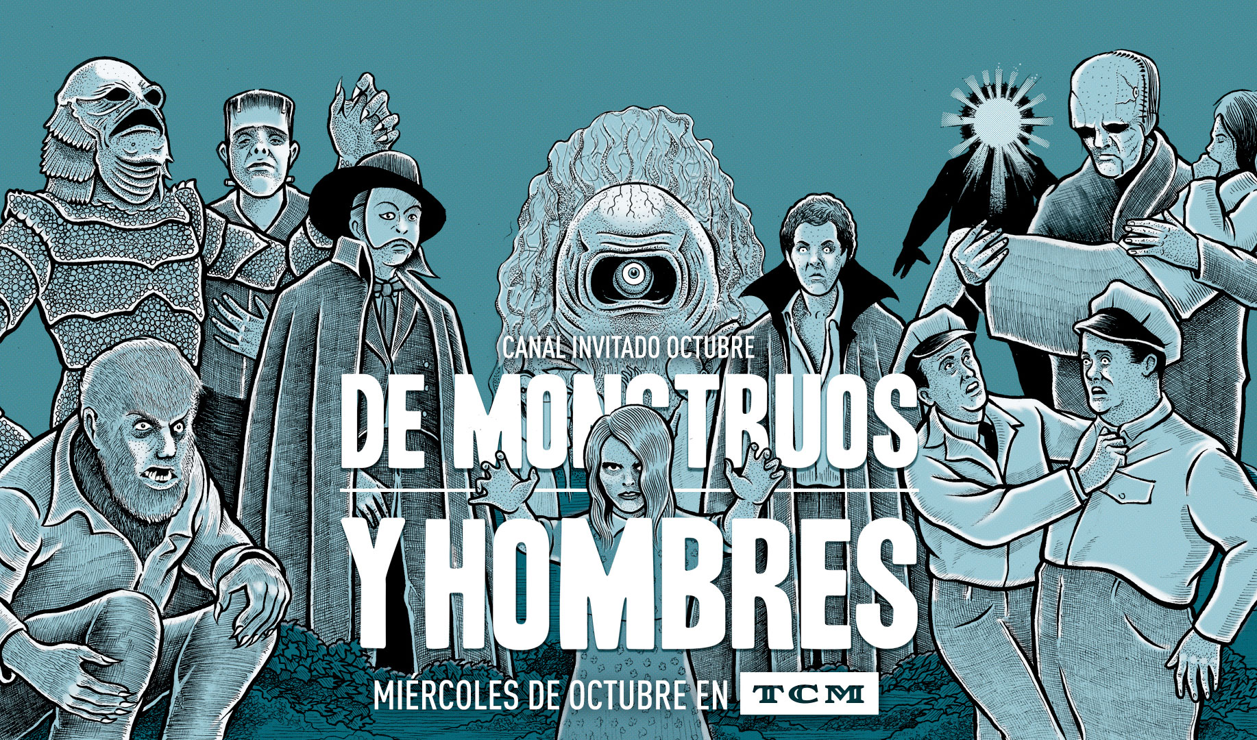 Especial Halloween TCM telecable