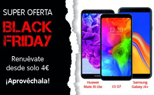 Black Friday Renuevo