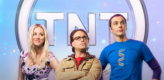 Ranking series - Big Bang Theory
