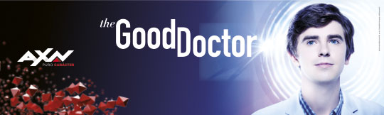 Ranking series - The Good Doctor