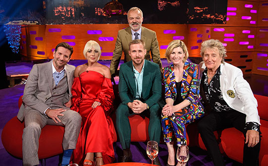 The Graham Norton Show - COSMO