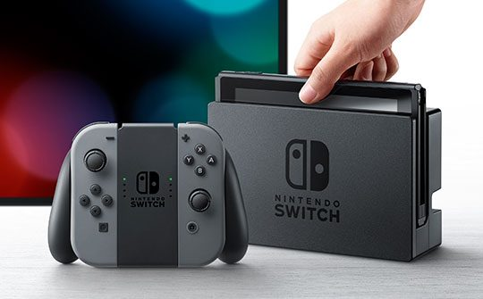 Tecnología - Nintendo Switch