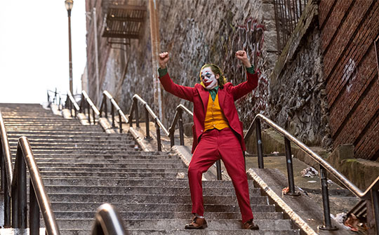 'Joker', en Movistar Estrenos